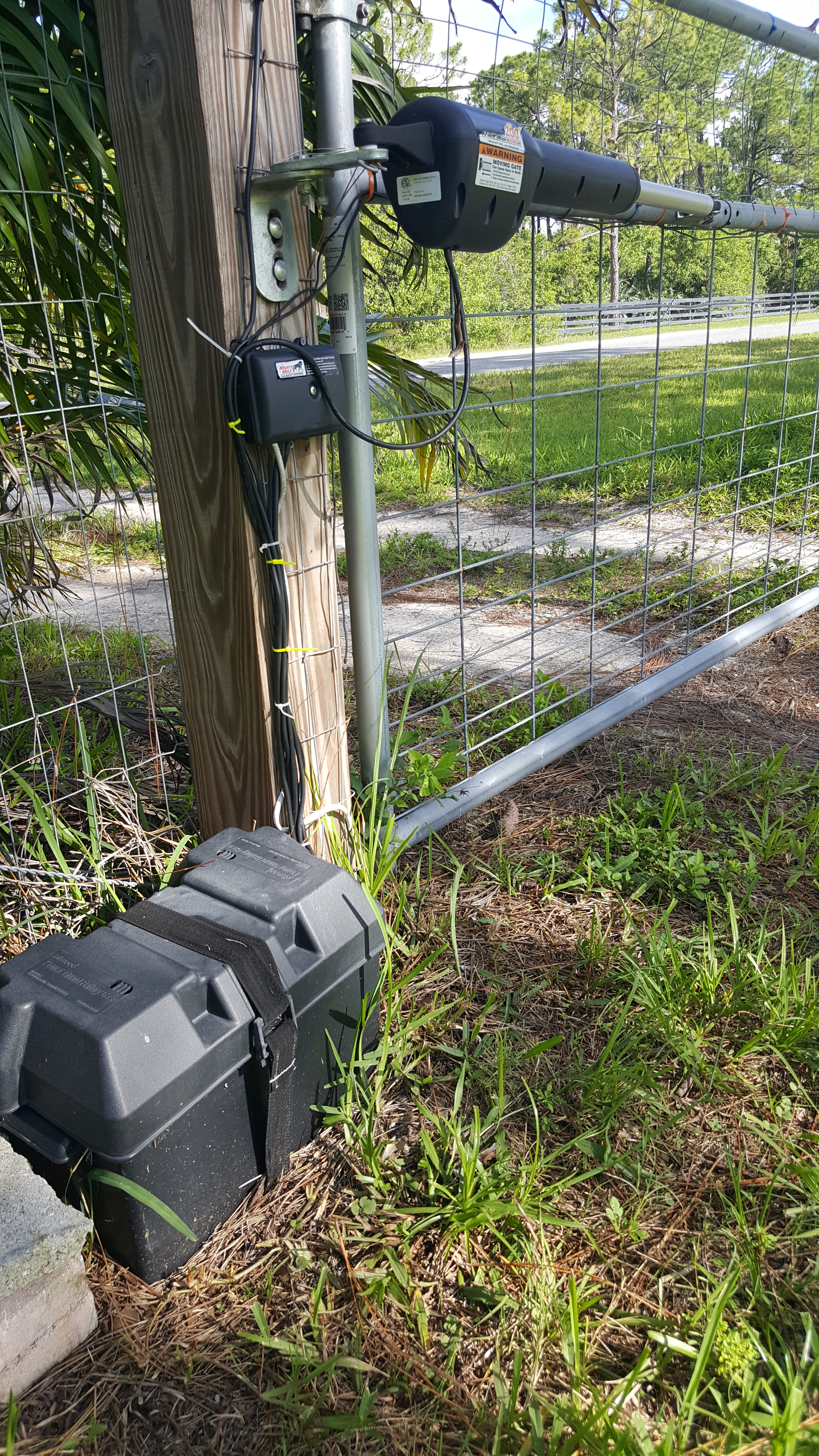 How To Build A Farm Fence With Drive Gate Moneyrhythm