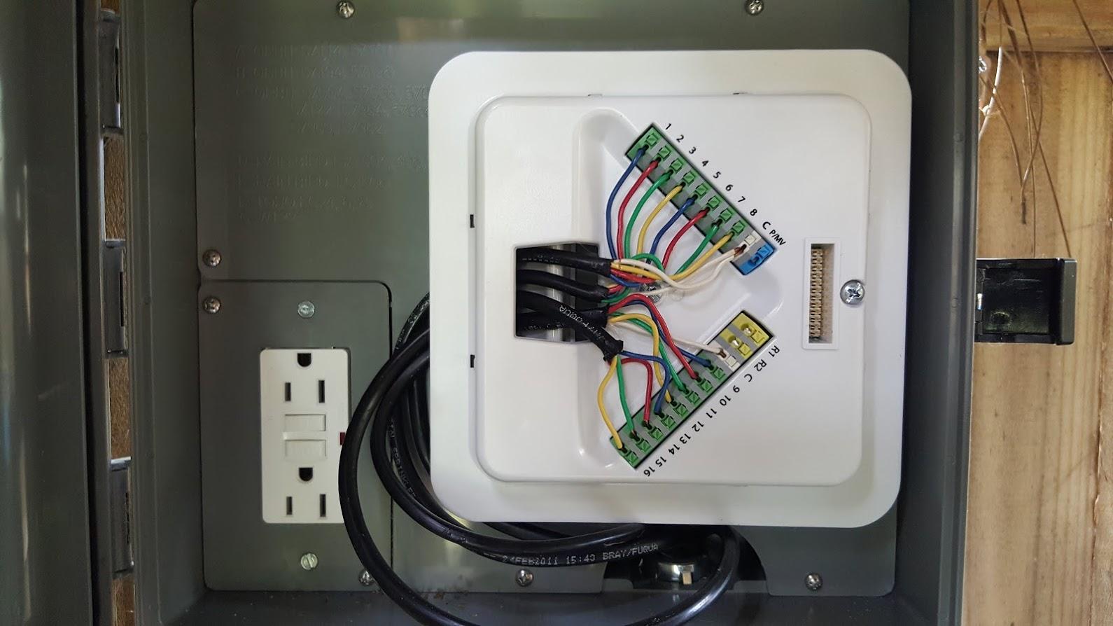 Zone Wiring Box